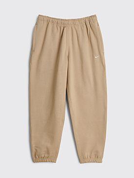 NikeLab Fleece Pants Khaki