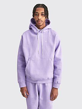 NikeLab Hooded Fleece Sweatshirt Urban Lilac