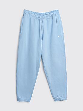 NikeLab Solo Swoosh Fleece Pants Psychic Blue