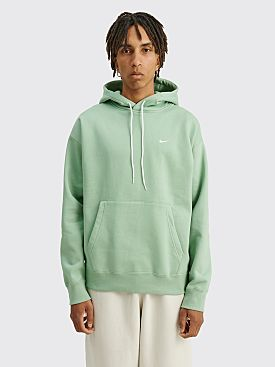 NikeLab Solo Swoosh Fleece Hoodie Steam