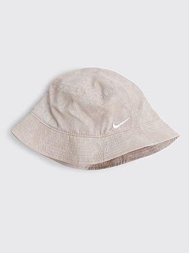 NikeLab Solo Swoosh Bucket Hat Malt
