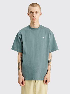 NikeLab Solo Swoosh T-shirt Hasta / White