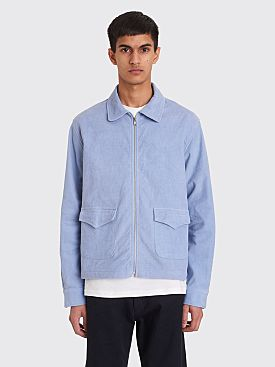 Noon Goons Catalina Corduroy Jacket Cielo Blue