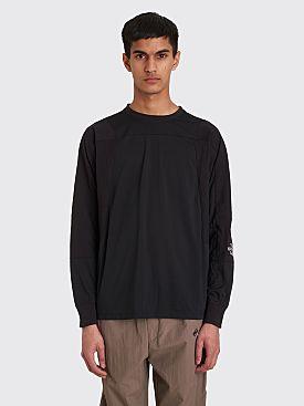 The North Face Black Series MTN Long Sleeve T-shirt Black