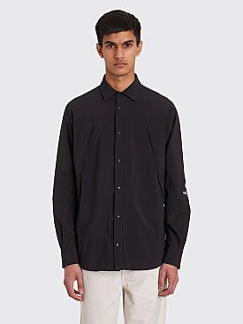 The North Face Black Series Cordura 80S Long Sleeve Shirt Black