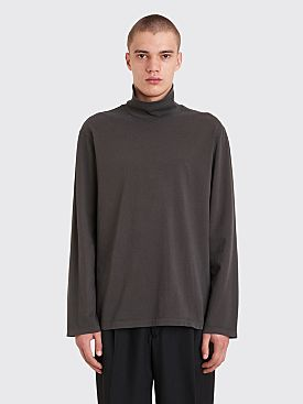 Our Legacy Box Polo Generic Sweatshirt Moss