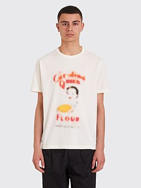 Our Legacy New Box T-shirt Flour Print