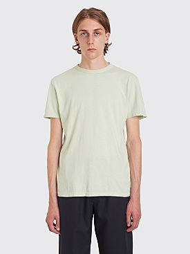 Our Legacy Perfect Army Jersey T-shirt Washed Mint