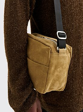 Our Legacy Wah Bag Dry Olive