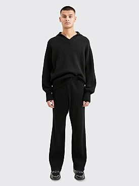 Our Legacy Reduced Pants Stripe Black