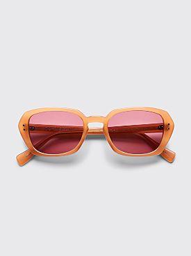 Our Legacy Earth Sunglasses Dakota Honey