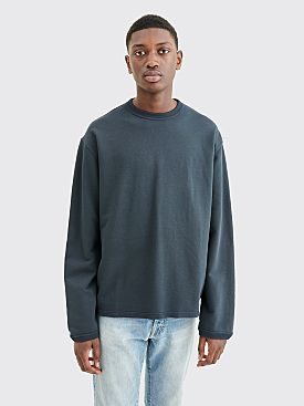 Our Legacy Bull Cotton Sweater Black