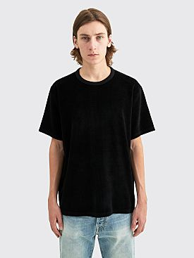 Our Legacy New Box T-shirt Cord Black