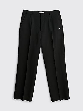 Our Legacy Borrowed Chino Coarse Wool Black