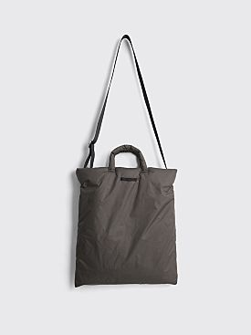 Our Legacy Padded Pillow Tote Olive