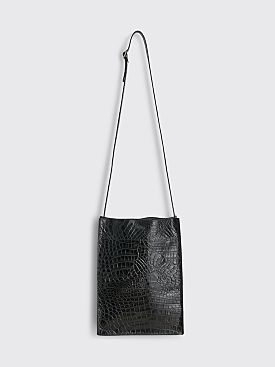 Our Legacy Sub Tote Croco Black