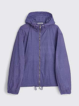 Our Legacy Facility Jacket Thermochromic Purple