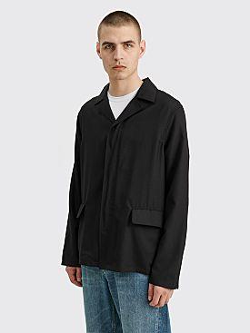 Our Legacy Piraya Jacket Panama Wool Black