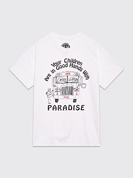 Paradise Good Hands T-shirt White