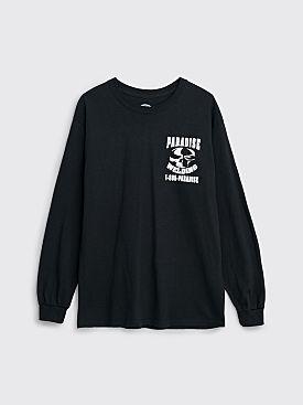 Paradise Welding LS T-shirt Black
