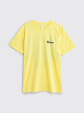 Parkway Dance Or Die T-shirt Yellow