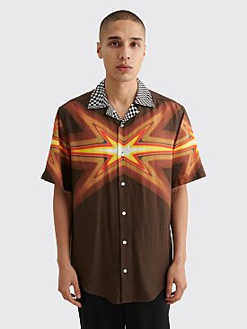 PHIPPS Short Sleeve Officer Shirt Big Bang