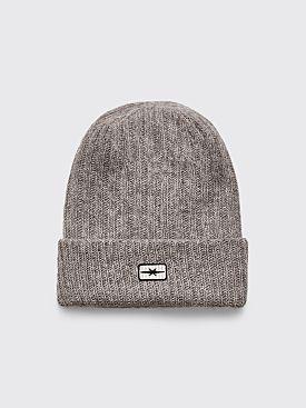 PHIPPS Beanie Hat Grey