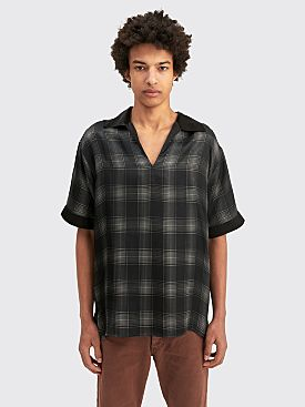 PHIPPS Oasis Shirt Plaid Black