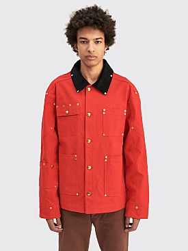 PHIPPS Workwear Jacket Red