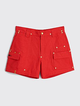 PHIPPS Workwear Short Red
