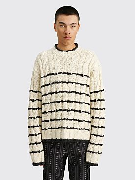 PHIPPS Abysse Sweater Greige