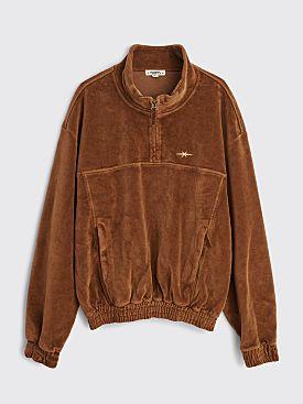 PHIPPS Trekking Sweatshirt Otter Brown