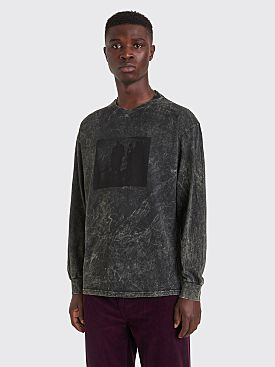 Polar Skate Co. Strongest Of The Strange LS T-shirt Black
