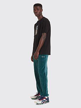 Polar Skate Co. Velour Sweatpants Dark Green