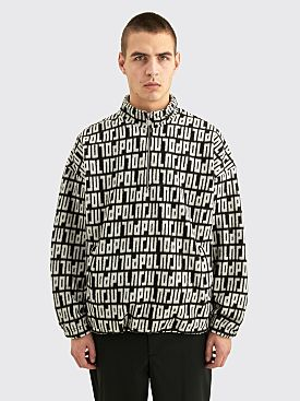 Polar Skate Co. Polar Fleece Pullover 2.0 Black / Ivory