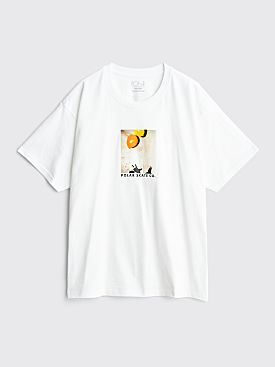 Polar Skate Co. Balloon T-shirt White