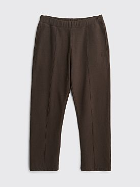 Polar Skate Co. Torsten Track Pants Brown