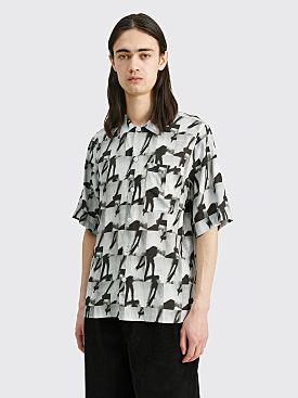 Polar Skate Co. Sequence Art Shirt Black