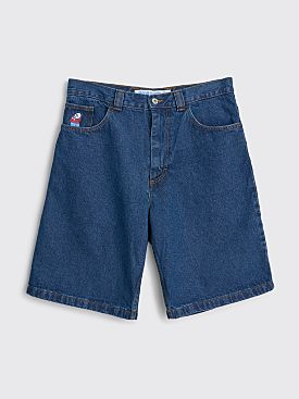 Polar Skate Co. Big Boy Shorts Dark Blue