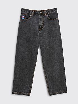 Polar Skate Co. Big Boy Jeans Washed Black