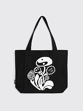 Polar Skate Co. Trippin' Tote Bag Black