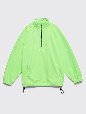 Polar Skate Co. Lightweight Fleece Pullover 2.0 Gecko Green