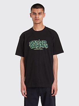 Polar Skate Co. x Iggy Graf T-shirt Black