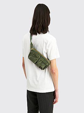 Porter Tanker Waist Bag Sage Green