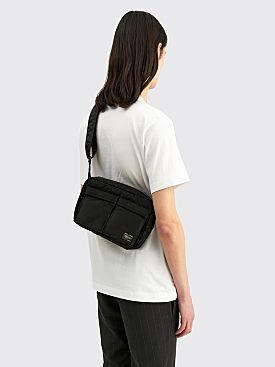 Porter Tanker Shoulder Bag Small Black