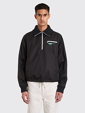 Prada Nylon Gabardine Jacket Black