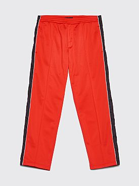 Prada Track Pants Red