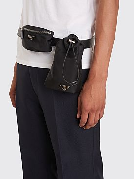 Prada Utility Belt Black
