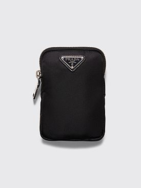 Prada Nylon Belt Pouch Black