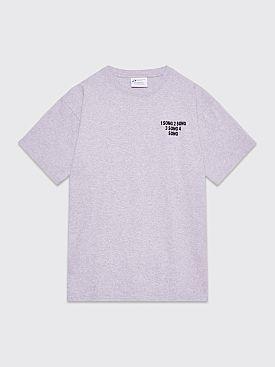 Public Possession Karaoke Button T-shirt Grey